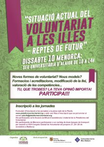 jornades voluntariat